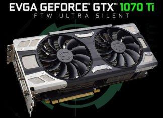 EVGA GTX 1070 Ti Ultra Silent