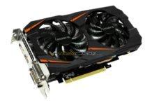 Gigabyte GTX 1060 5 Go WindForce OC