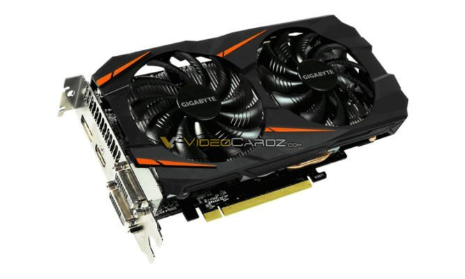 Gigabyte GTX 1060 5 Go WindForce OC