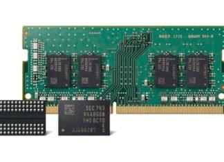 Samsung seconde génération DDR4