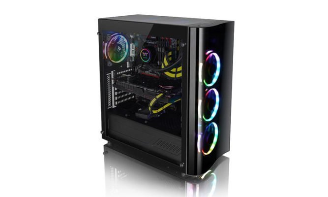 Thermaltake View 22 Tempered Glass