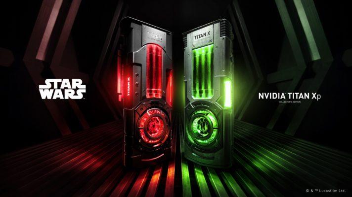 nVidia Titan Xp Collector's Edition