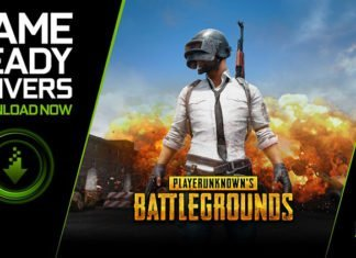 nVidia GeForce 388.71 PUBG