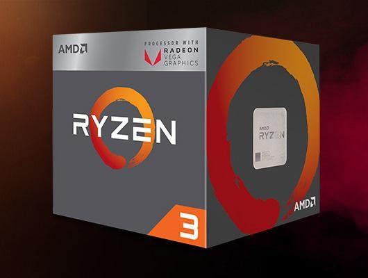 APU RyZen 3 2200G Raven Ridge