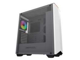 DeepCool Earlkase RGB Blanc