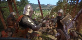 Kingdom Come Deliverance GeForce 390.77 Game Ready - RADEON Software 18.2.2