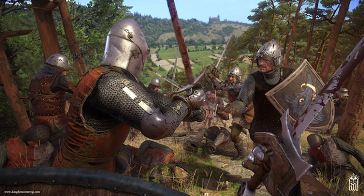 Kingdom Come Deliverance GeForce 390.77 Game Ready