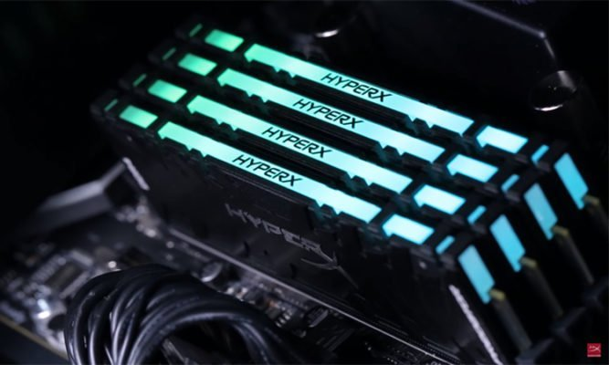 Kingston HyperX Predator RGB