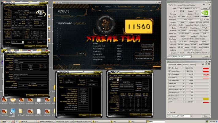Xtreme Addict 115 609 marks Catzilla 720p