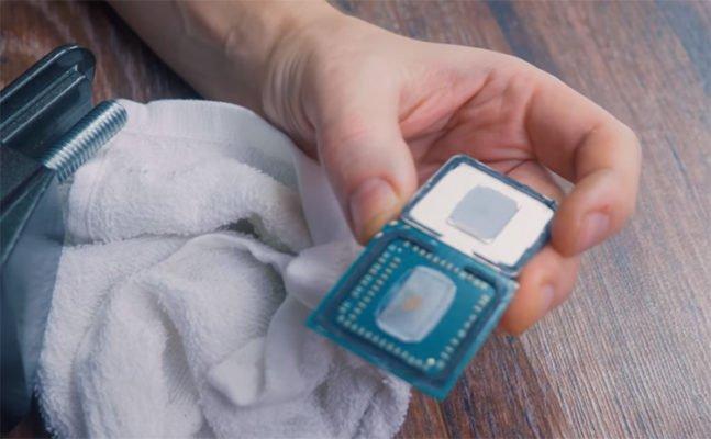 AMD Raven Ridge Delid