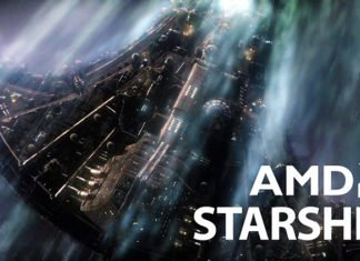 AMD Starship & Matisse
