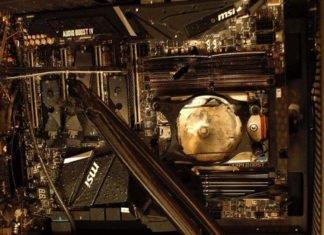 AMD Threadripper pare-balle