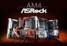 ASRock AM4 MAJ Raven Ridge
