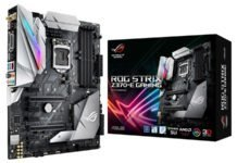 ASUS ROG StriX Z370-E Gaming - illustration H310, B360, H370