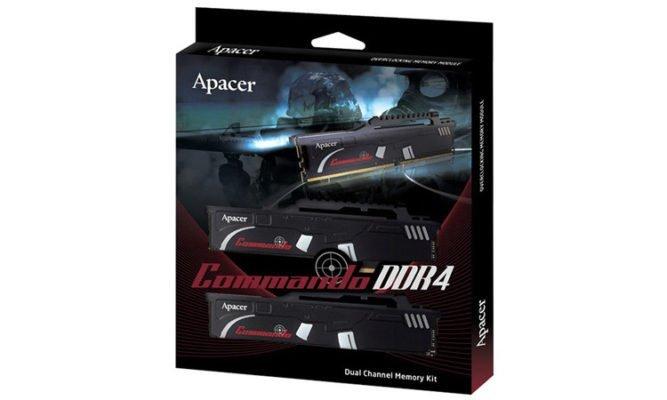 Apacer Commando