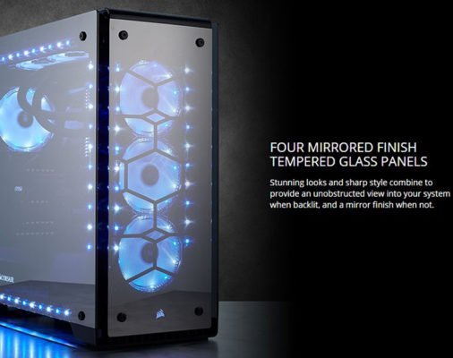 Corsair Cystal 570X RGB Mirror