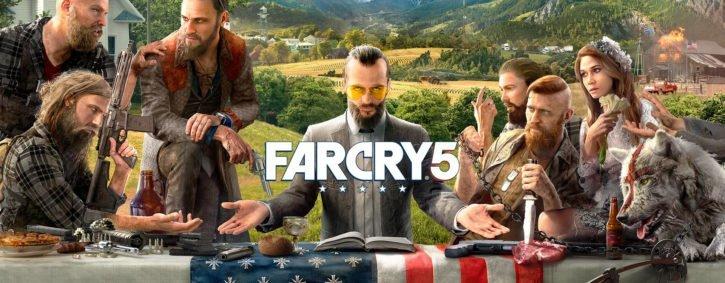 Far Cry 5 - RADEON Software 18.3.4