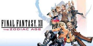 Final Fantasy XII The Zodiac Age - RADEON Software 18.1.2