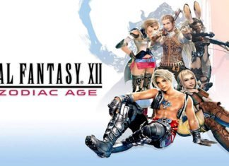 Final Fantasy XII The Zodiac Age - RADEON Software 18.1.2