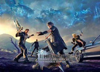 Final Fantasy XV GeForce 391.01 - RADEON Software 18.3.2