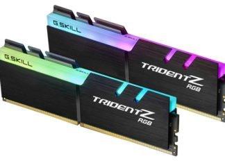 G.Skill Trident Z 4700 MHz