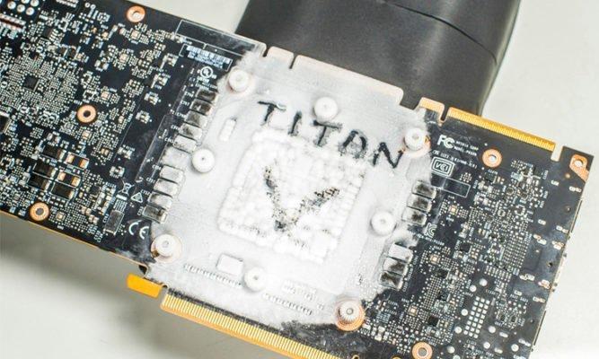 KingPin Titan V