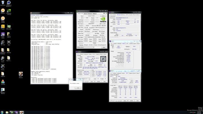 KingPin Titan V GPUPI 0 sec 996 ms