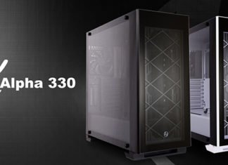 Lian Li Alpha 330