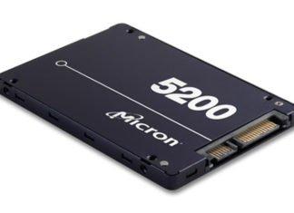 Micron 5200 series