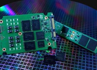 SK Hynix 64 Gb memory