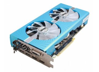 Sapphire RX 580 8 Go Special Edition (1)