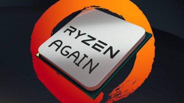 AMD RyZen Again