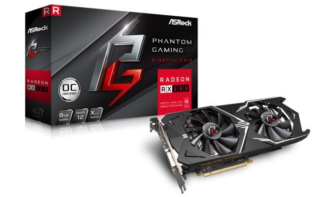 ASRock Phantom Gaming RX 580