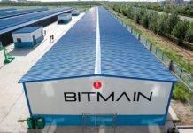 Bitmain ASIC