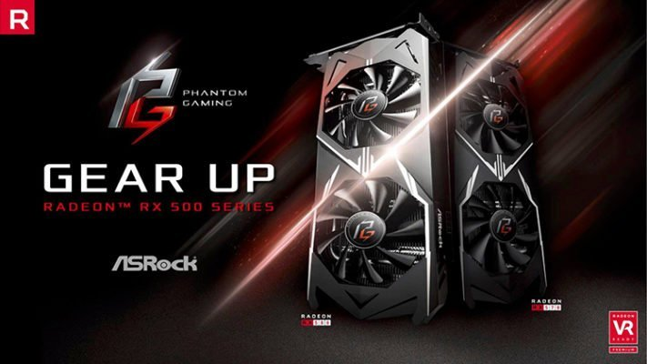 Carte graphique ASRock Phantom Gaming