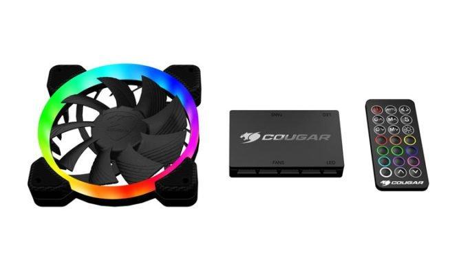 Cougar Vortex RGB HPB 120 PWM