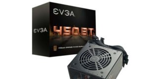 EVGA BT450W 80+ Bronze