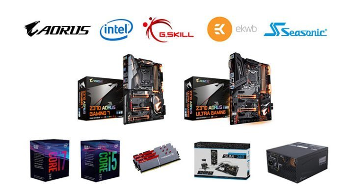 Gigabyte Aorus March OC Madness prix