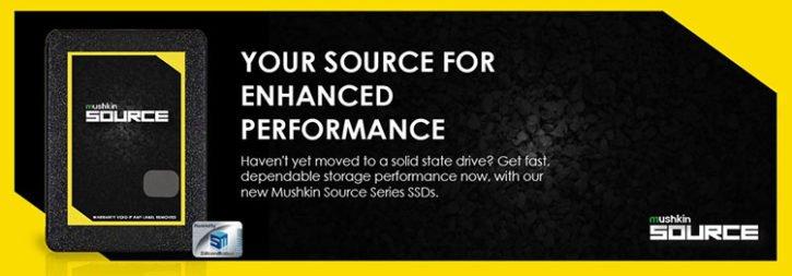 Mushkin SSD Source
