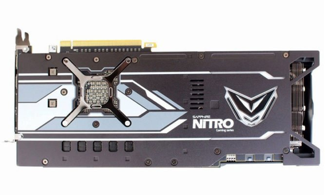 Sapphire RX Vega 64 Nitro+ v2