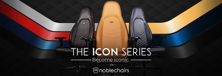 The ICON Series noblechairs