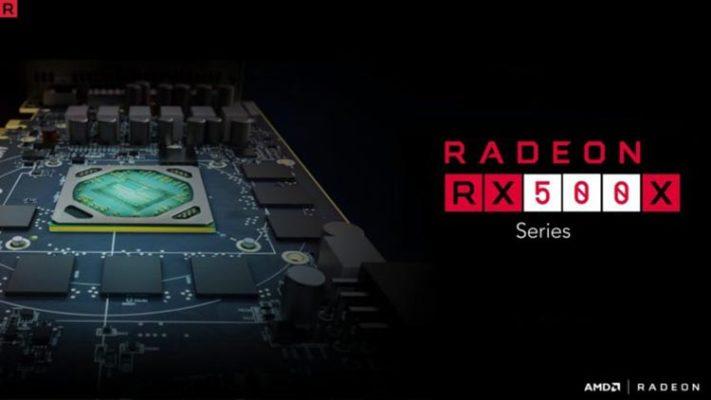 AMD RX 500X