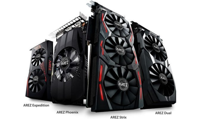 Asus Arez - RX 590