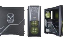 Cooler Master MasterBox MB500 TUF