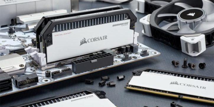 Corsair Dominator Platinum SE Contrast