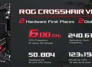 Der8auer Ryzen 7 2700X 6.00 GHz