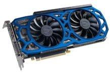 EVGA GTX 1080 Ti SC2 Gaming bleue