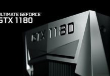 GeForce GTX 1180 - GTX 11xx