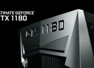 GeForce GTX 1180 - GTX 11xx