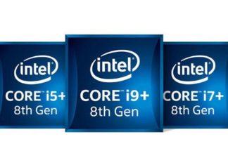 Intel i5+ i7+ i9+